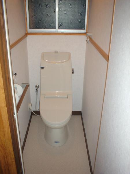 トイレ・玄関ホールリフォーム I様邸