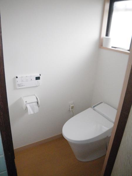 トイレほかリフォーム A様邸