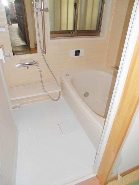 浴室・洗面所リフォーム F様邸