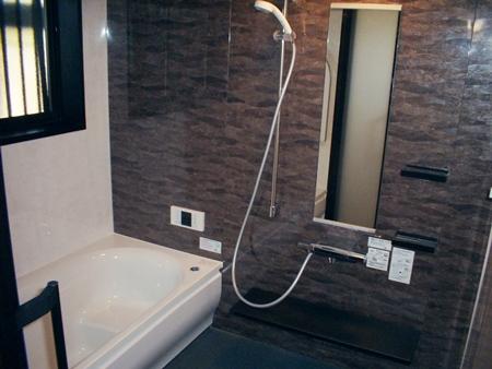 浴室ほかリフォーム・下水切替工事